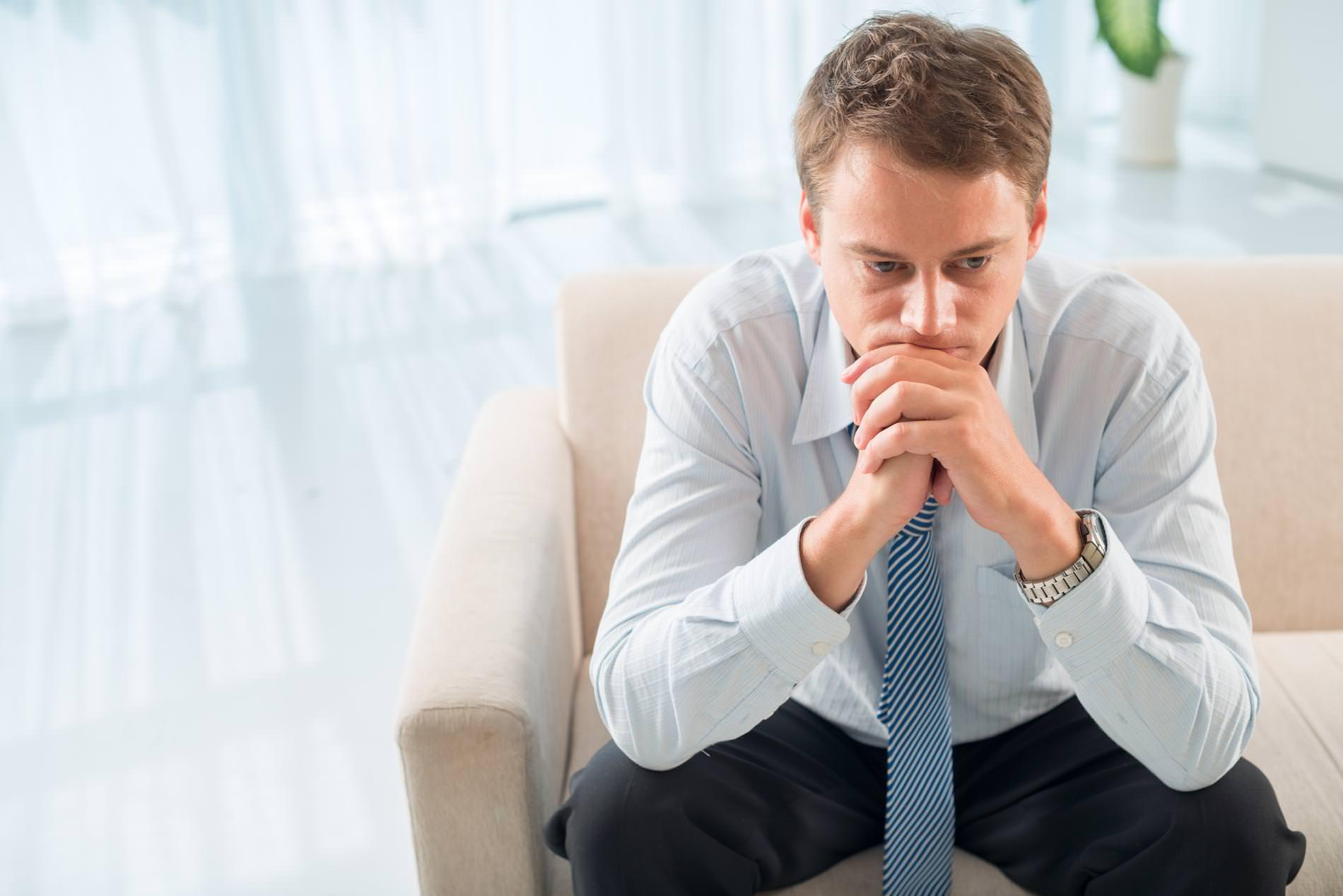 Messieurs…à bout de tous ces symptômes?
