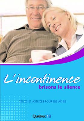 L'incontinence, brisons le silence : Trucs et astuces pour les aînés